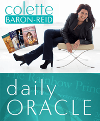 Free online tarot reading by Colette Baron Reid
