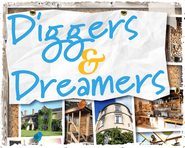The Diggers and Dreamers directory of spiritual retreats in the UK