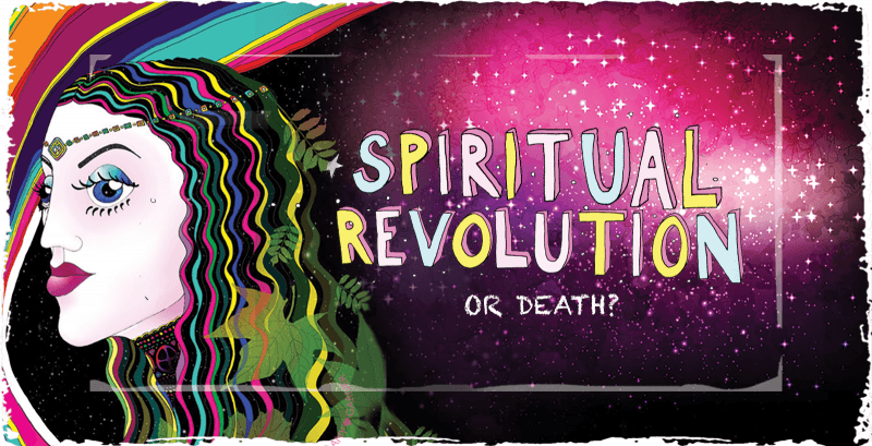 Spiritual revolution or death? Free Guide