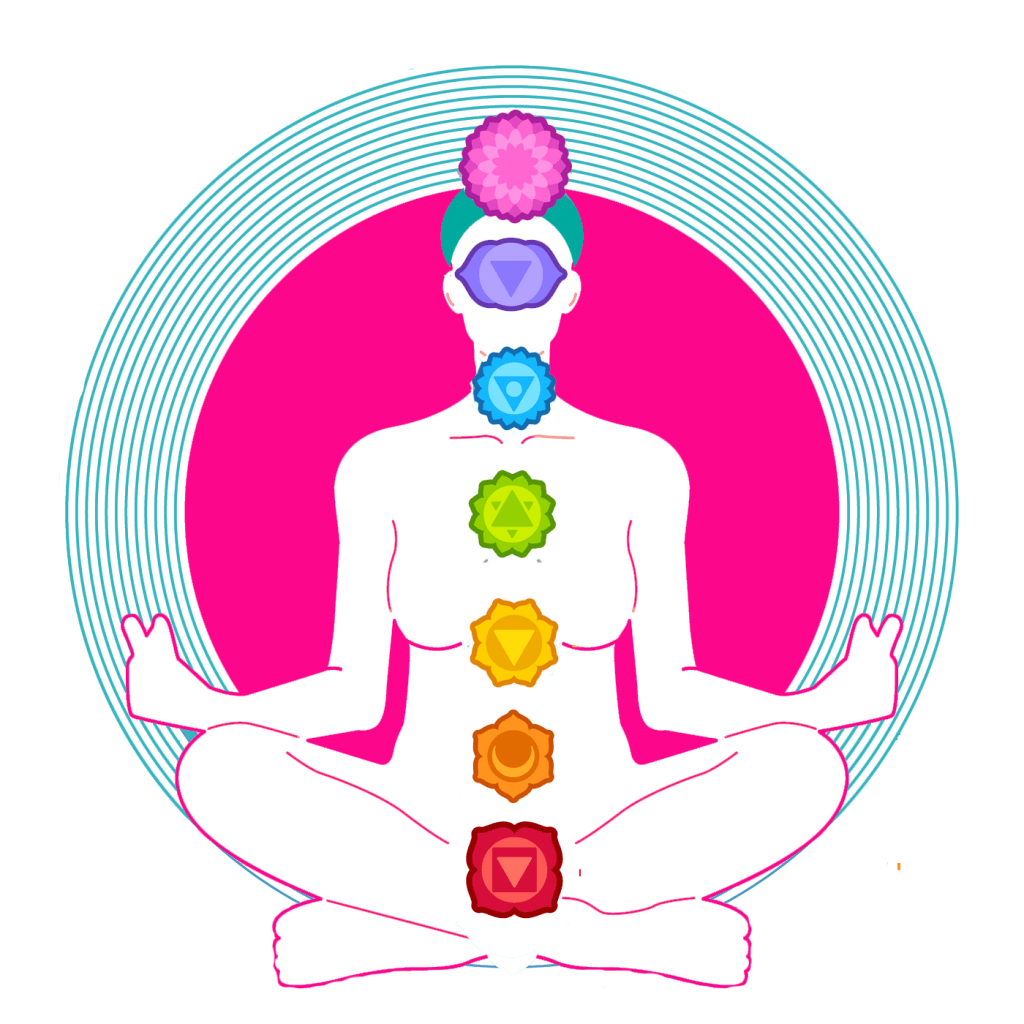 The best healers in the UK who work with energy also work with chakras