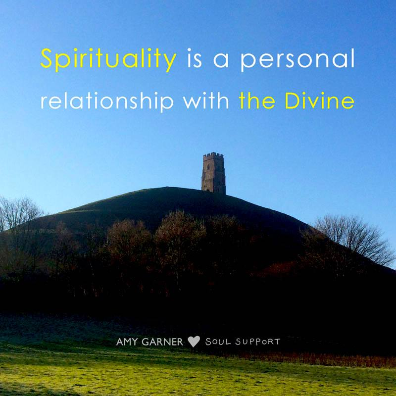 Spirituality and your relationship with the divine is part of spiritual awakening