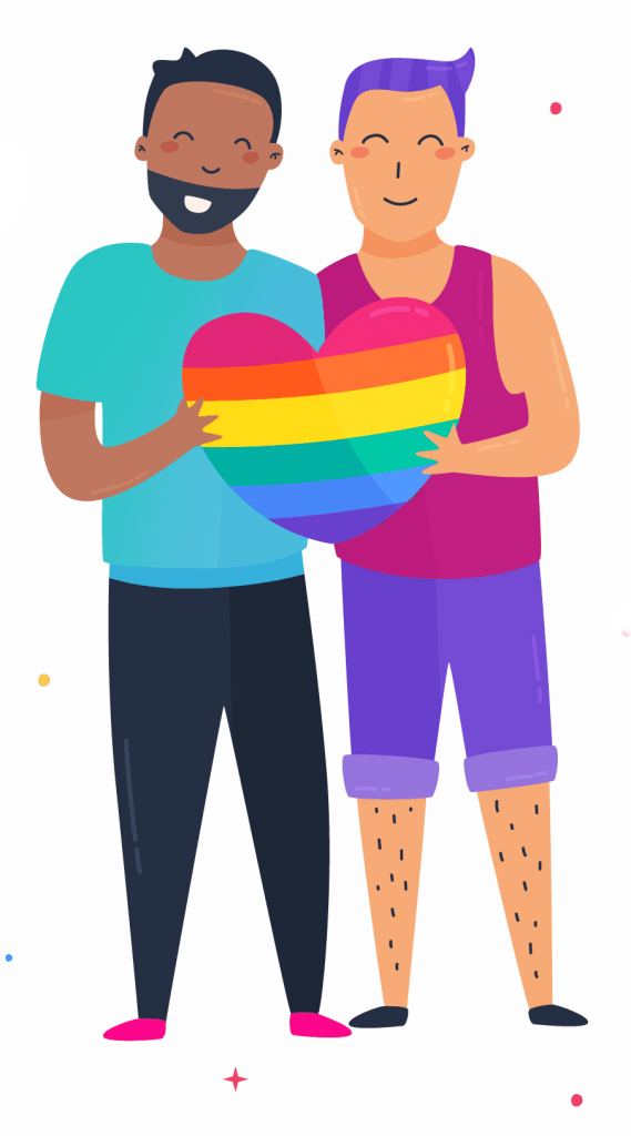 How to find my soul mate showing gay couple