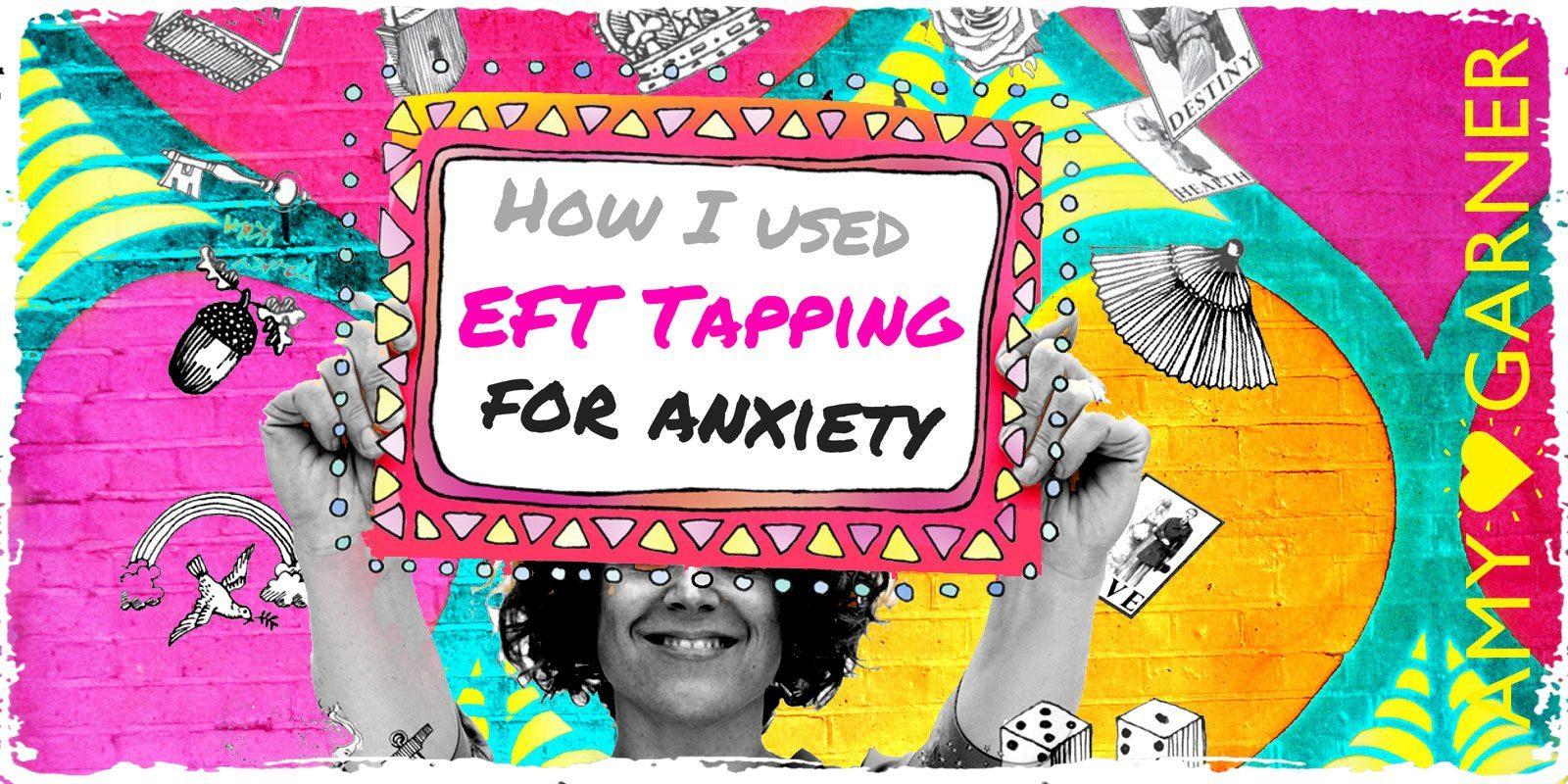 How I used EFT tapping to clear blocks + limiting beliefs