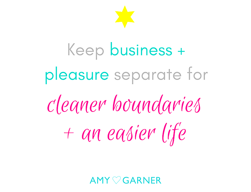Being a Highly Sensitive Person in Business means learning about boundaries