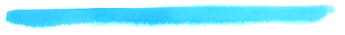 text break blue line