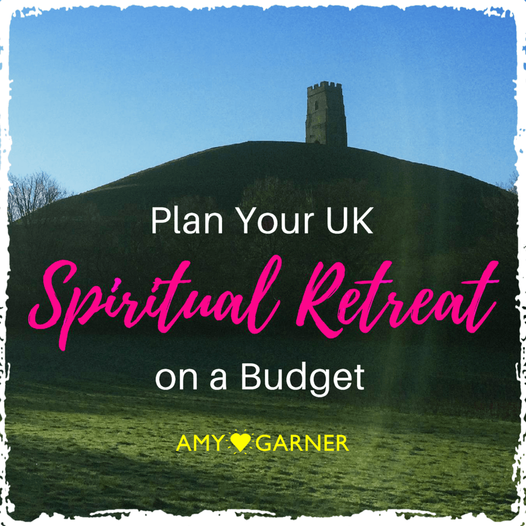 Plan Your UK spiritual Retreat banner image