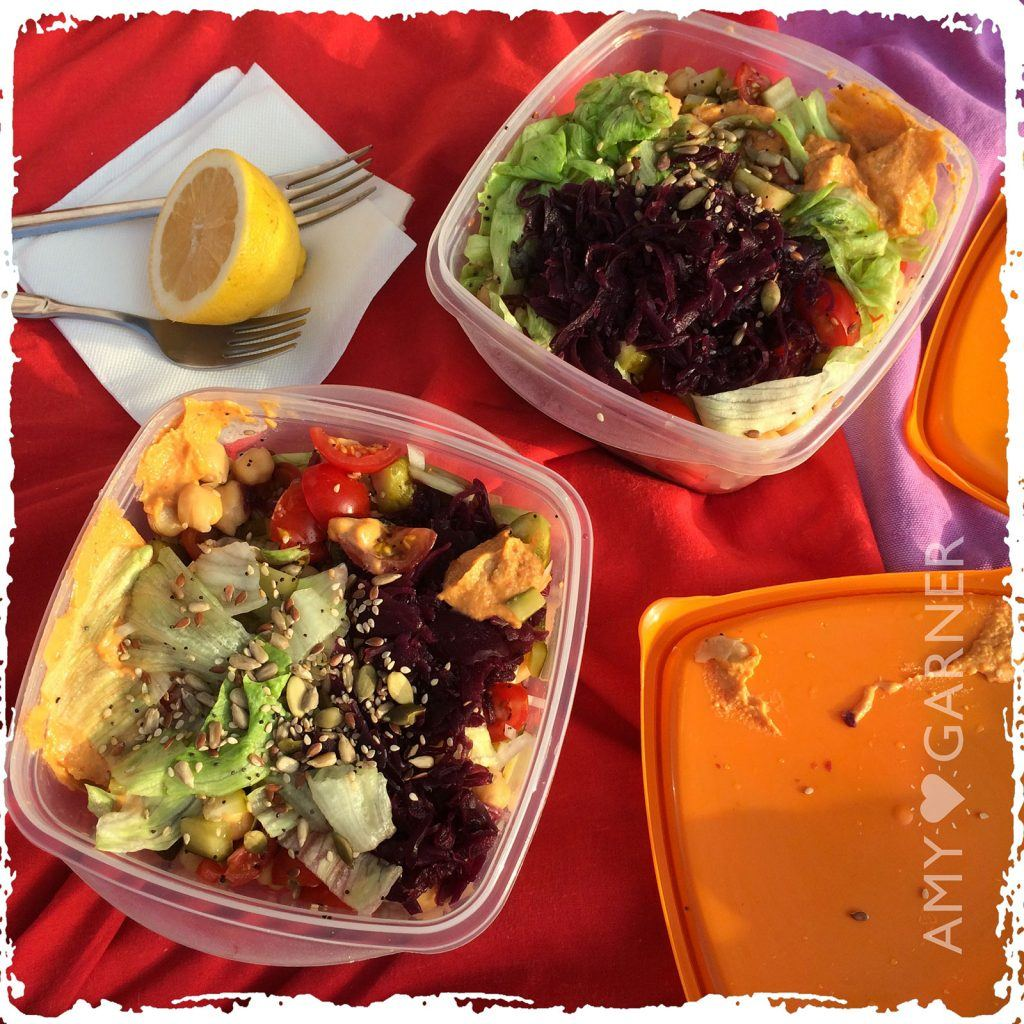 Salad and salad dressing with lemon for the Healing Properties of Lemon and lemon Immune Health Benefits