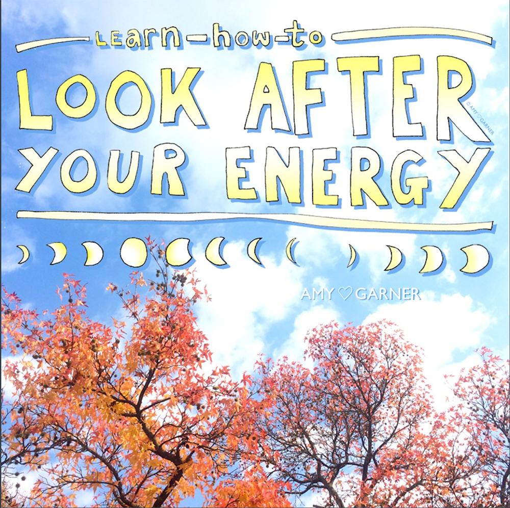 Look after your own energy against bad vibes and negative energy