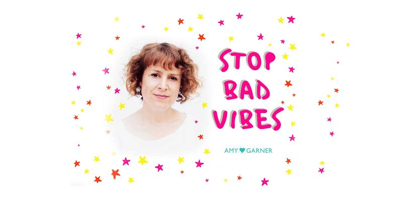 Stop negative vibes from neighbours
