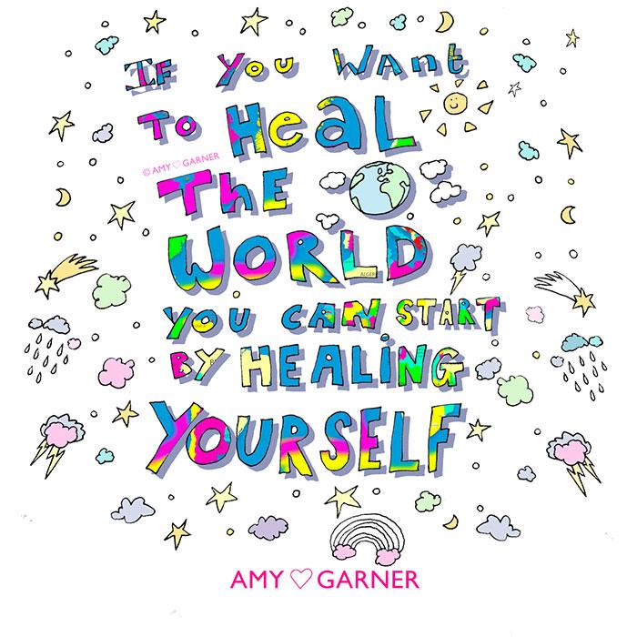 Theta Healing Benefits include healing yourself